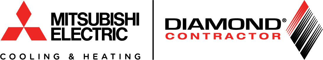 Russell's Heating & Cooling is your Virginia & northern North Carolina Mitsubishi Diamond Contractor.