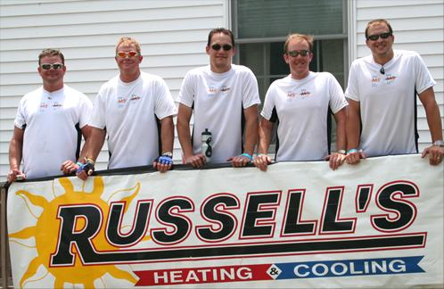 russell's team