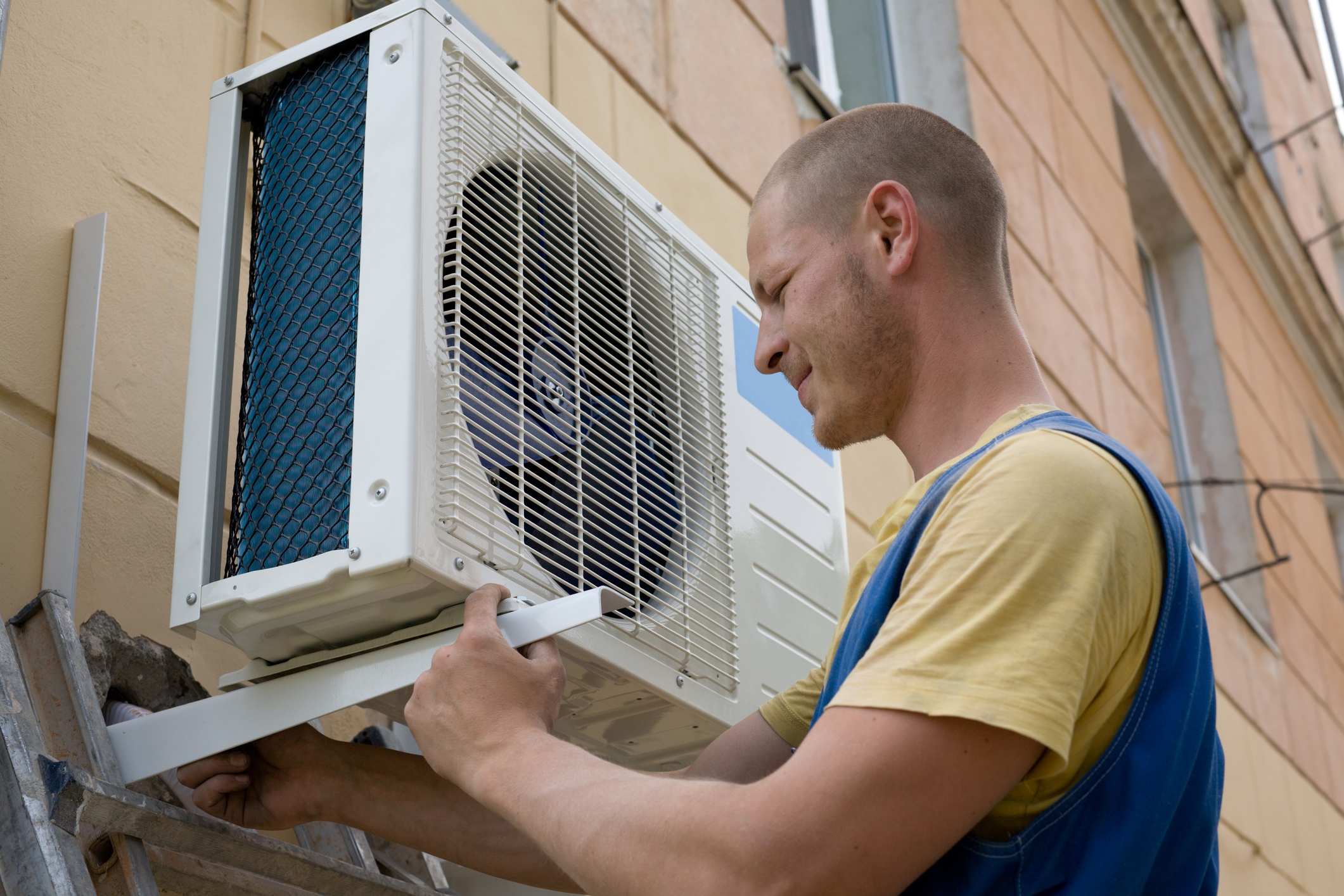 Russell's HVAC, Heat pump installation, VA