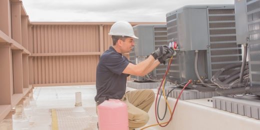 Russell's HVAC, Commercial HVAC technician, VA