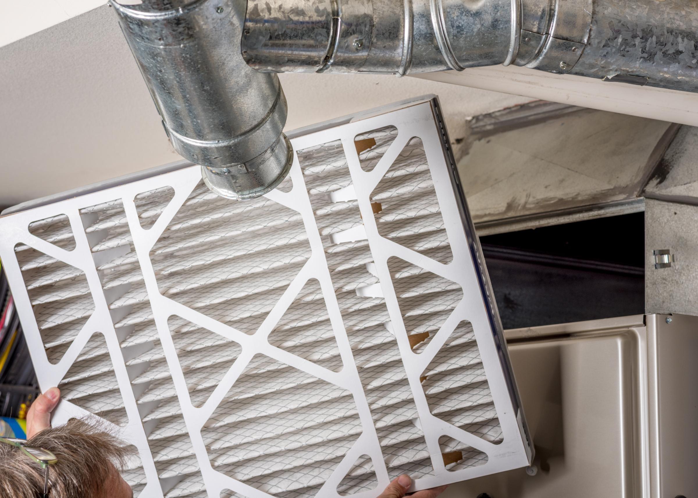 furnace maintenance, hvac maintenance, russell's HVAC,