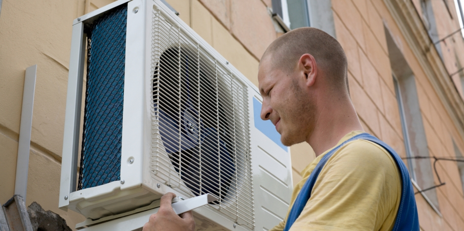 Russell's HVAC, Heat pump installation, VA