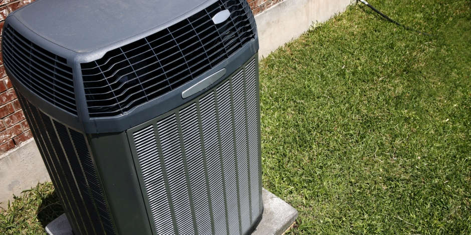 Russell's HVAC, New air conditioning unit, VA