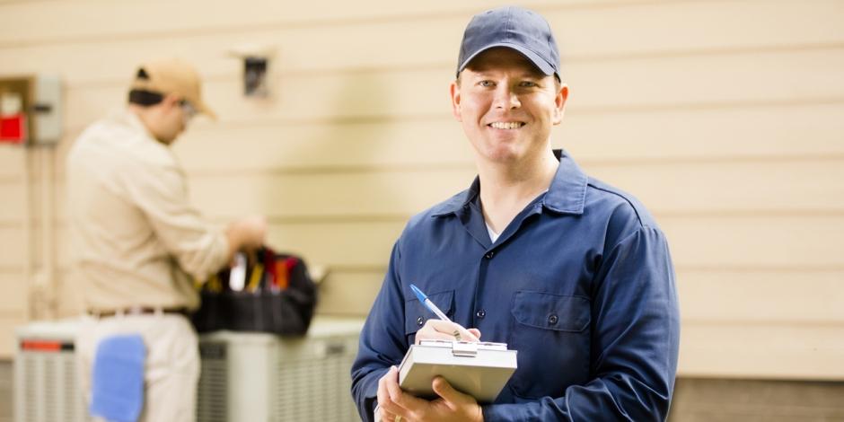 Russell's HVAC, HVAC service technician, VA